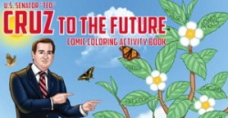ODD Cruz Coloring Book