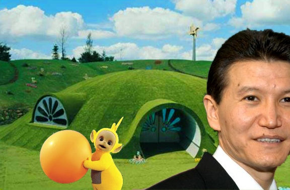 We think there's a simpler explanation for Ilyumzhinov's alien abduction