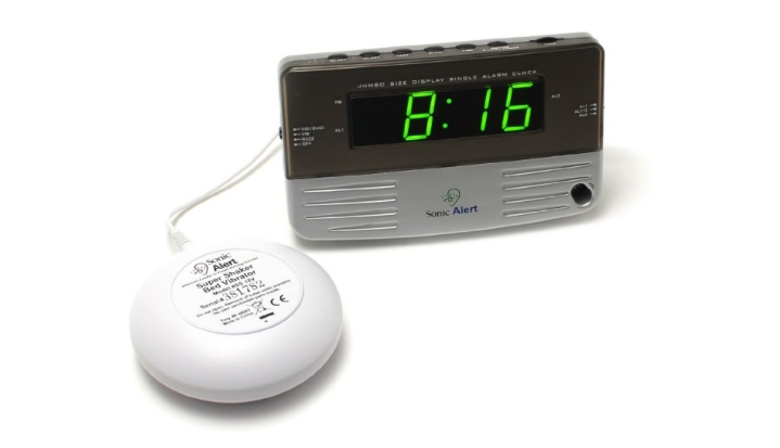 Sonic Boom Alarm