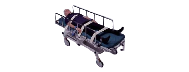 Posey Belt Restraint Bed