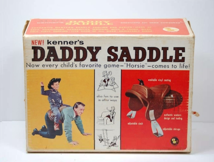 Daddle Kenner Daddy Saddle
