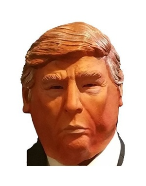 Stonefaced Trump Mask
