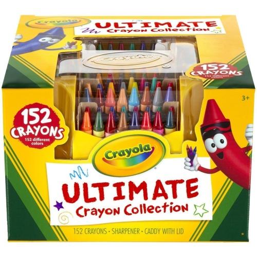 152 Colors Crayola Crayons