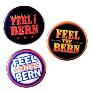 Feel the Bern Buttons