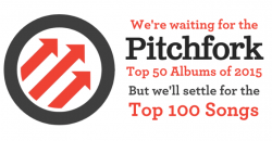 Pitchfork Top 50 or Top 100?