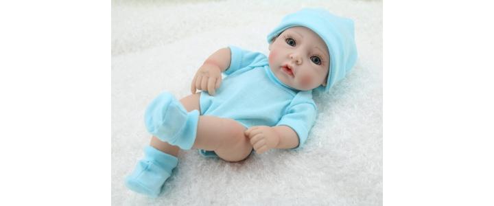 Cute Little Boy Baby Doll 10inch