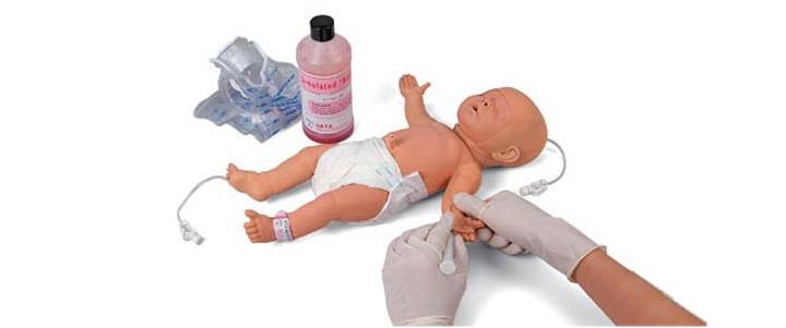 Nasco Nita Newborn Infant Access Simulato