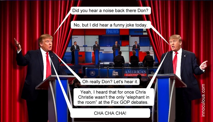 Fox/Google GOP Debate