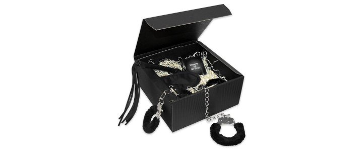 Gift box 50 Shades of Black