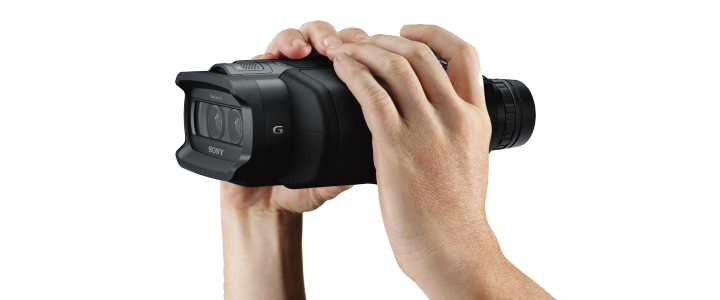 Sony DEV-3 Digital Recording Binoculars