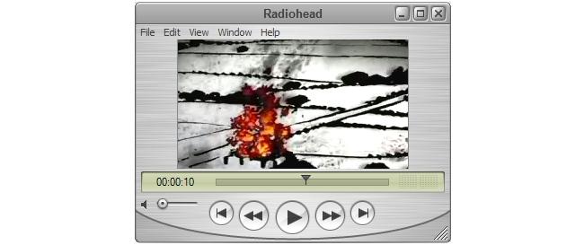 Kid A Blip Radiohead