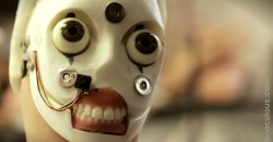 Robot faceoff