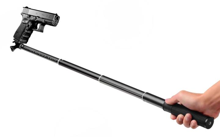 Selfie Gun - Death by Selfie