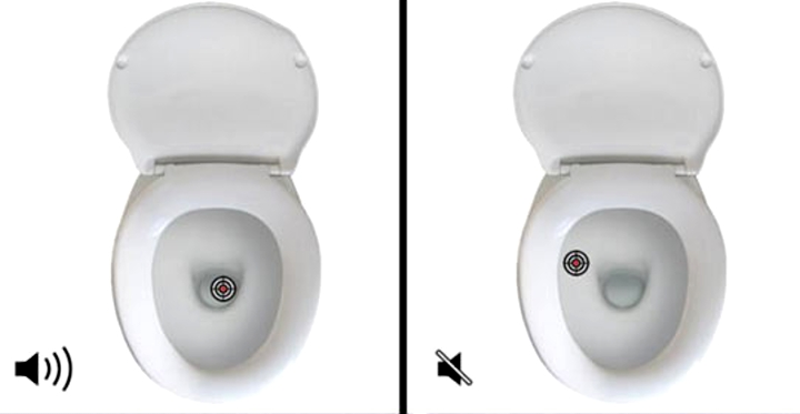 Two kinds of people peeing