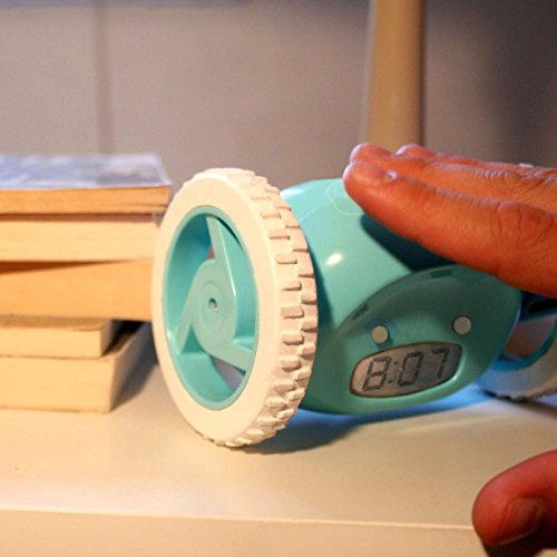 Clocky Rolling Alarm Clock For Adults And Kids Best