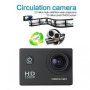 DBPOWER-Waterproof-Action-Camera-12MP-1080P-HD-with-2-Batteries-and-Free-Accessories-Kit-Black-0-3