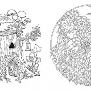 Enchanted-Forest-An-Inky-Quest-Coloring-Book-0-8