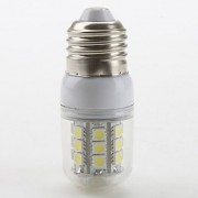 FACTOP-LED-Corn-Bulb-110V-E27-27×5050-SMD-35W-300LM-5500-6500K-Natural-White-Light-0-0