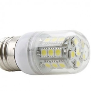 FACTOP-LED-Corn-Bulb-110V-E27-27x5050-SMD-35W-300LM-5500-6500K-Natural-White-Light-0