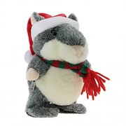 Greenery-Talking-Body-Waving-Plush-Electronic-Smart-Toys-Baby-Love-Repeating-Mimicry-Pet-Hamster-Mouse-Christmas-Gift-Grey-0-2