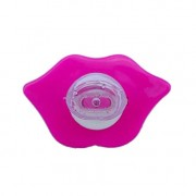 Hangqiao-Pink-Dummy-Soother-Lip-Baby-Prank-Pacifier-Kid-Gift-Safe-Bpa-free-0-0