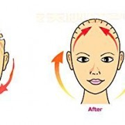 KOLIGHTAnti-Wrinkle-Half-Face-Slimming-Cheek-Mask-Lift-V-Face-Line-Slim-up-Belt-StrapPink-0-3