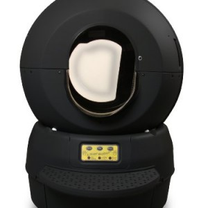 Litter-Robot-II-Bubble-Unit-Automatic-Self-Cleaning-Litter-Box-Black-0