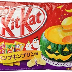 Nestle-Japanese-Kit-Kat-Pumpukin-Pudding-Flavor-13-bar-0