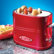 Nostalgia-Electrics-HDT600RETRORED-Retro-Series-Pop-Up-Hot-Dog-Toaster-0-0