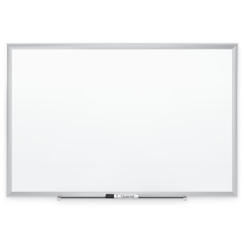 Quartet-Whiteboard-24-x-18-Inches-Silver-Aluminum-Frame-S531-0
