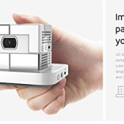 SK-UO-18-Cube-Ultra-MiniSmall-Pico-Projector-Smart-Beam-280-lumensWVGAWireless-White-PearlMicroPortablePocketHandheldMini-Projector-0-2