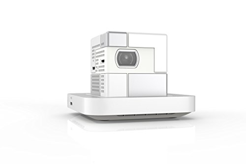 SK-UO-18-Cube-Ultra-MiniSmall-Pico-Projector-Smart-Beam-280-lumensWVGAWireless-White-PearlMicroPortablePocketHandheldMini-Projector-0