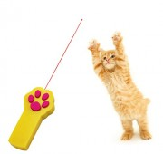 SOOKOO-Pack-of-2-Paw-Style-Cat-Catch-the-Interactive-LED-Light-Pointer-Exercise-Chaser-Toy-Pet-Scratching-Training-Tool-0-4