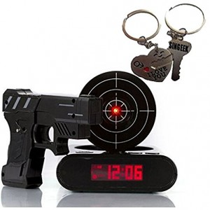 Singeek-Lock-N-load-target-alarm-clockGun-alarm-colck-black-0