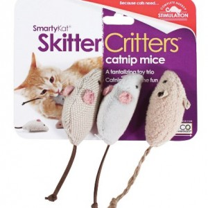 SmartyKat-Skitter-Critters-Cat-Toy-Catnip-Mice-3-Pack-0