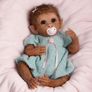 So-Truly-Real-Weighted-And-Fully-Poseable-Baby-Monkey-Doll-By-Linda-Murray-by-The-Ashton-Drake-Galleries-0-1