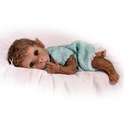 So-Truly-Real-Weighted-And-Fully-Poseable-Baby-Monkey-Doll-By-Linda-Murray-by-The-Ashton-Drake-Galleries-0-5