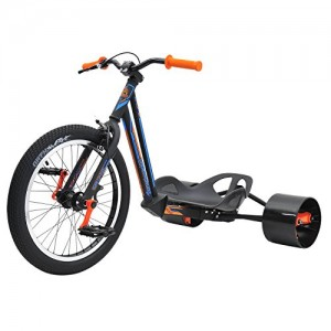 Triad-Underworld-2-Drift-Trike-Ride-On-BlackOrange-0