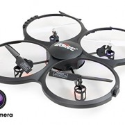 UDI-U818A-HD-24GHz-4-CH-6-AXIS-Headless-RC-Quadcopter-w-HD-Camera-Extra-Battery-and-Return-Home-Function-by-UDI-RC-0-0