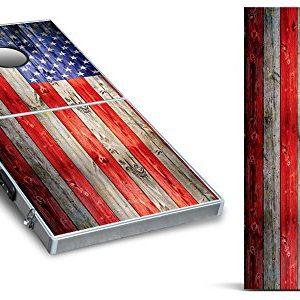 Custom-Corn-Hole-Vinyl-Wrap-for-Bean-Bag-Toss-Game-Patriot-0