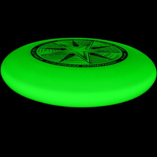 Discraft-175-gram-Ultra-Star-Sportdisc-Nite-Glo-colors-may-vary-0