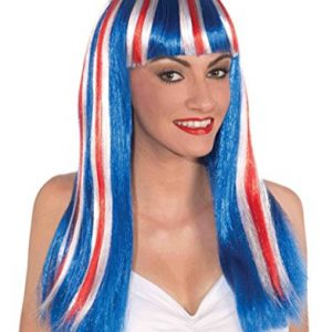 Forum-Long-Patriotic-Wig-RedWhiteBlue-One-Size-0