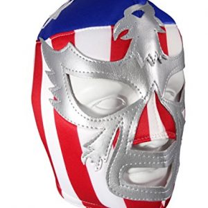PATRIOT-AMERICA-Adult-Lucha-Libre-Wrestling-Mask-pro-fit-Costume-Wear-Stripes-0