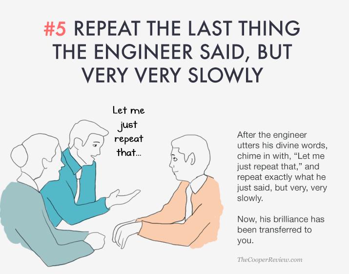 10 Tricks to Appear Smart in Meetings