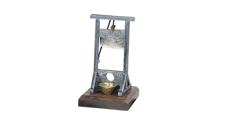 Park Avenue Mini Guillotine