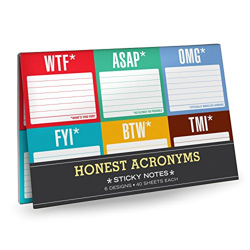 Knock-Knock-Sticky-Notes-Packet-Honest-Acronyms-0