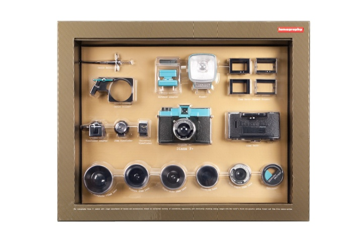 Lomography Diana Kit