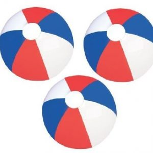 Set-of-Three-3-Inflatable-Patriotic-Beach-Balls-16-Party-Favor-decor-prize-giveaway-0