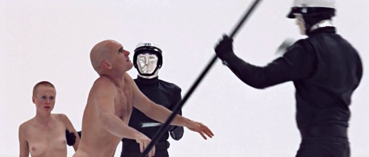 THX 1138 Sex Cops