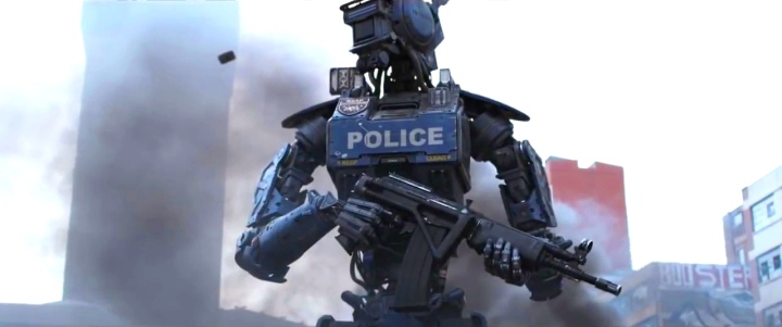 Image result for robot cops